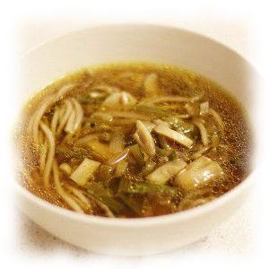 Грибные супы и бульоны
