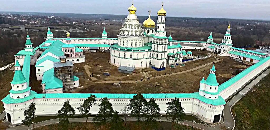 Истринский Новоиерусалимский монастырь