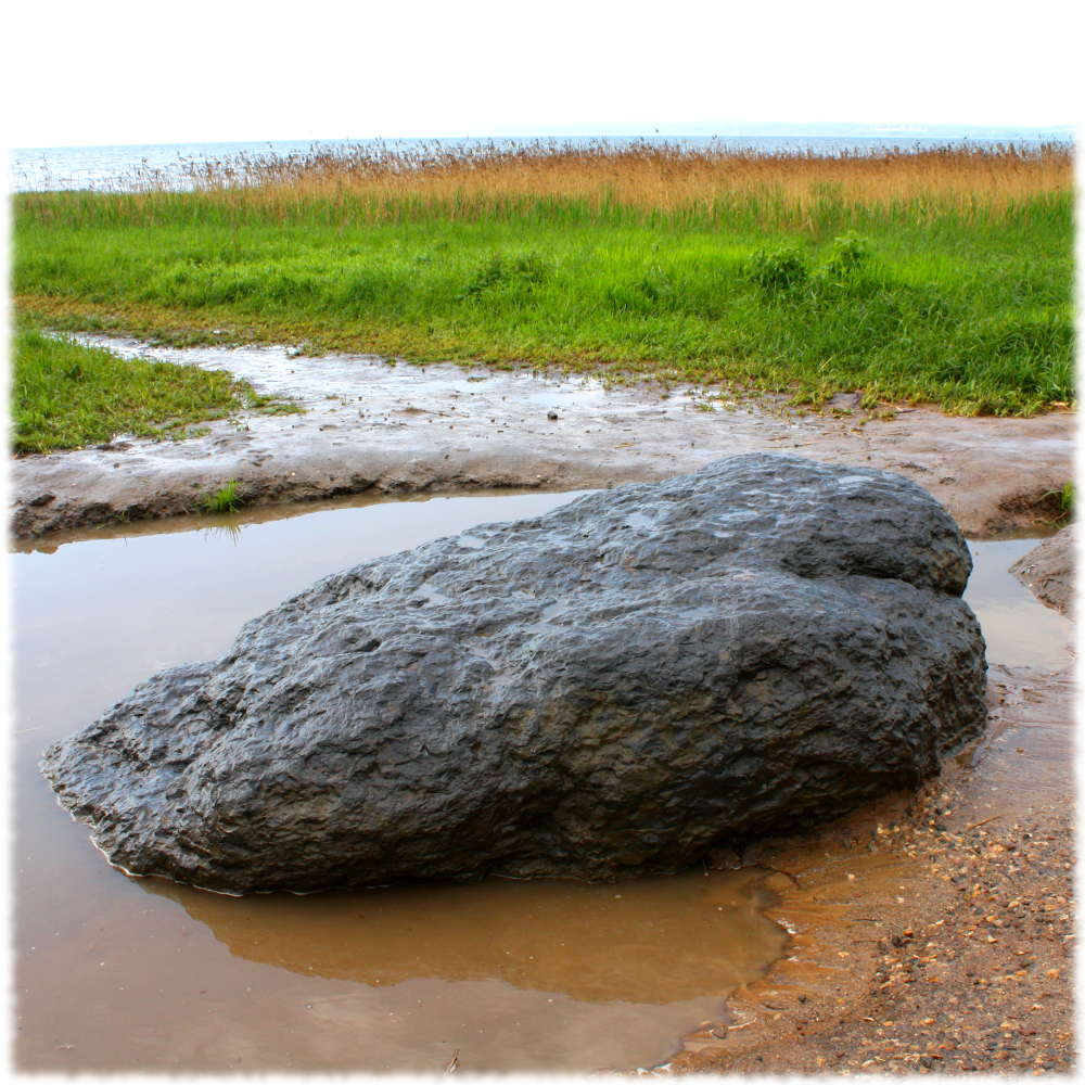 Синь-Камень на берегу Плещеева озера